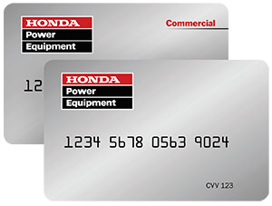 Great savings everyday at the boston lawn mower company for Honda finance corporation